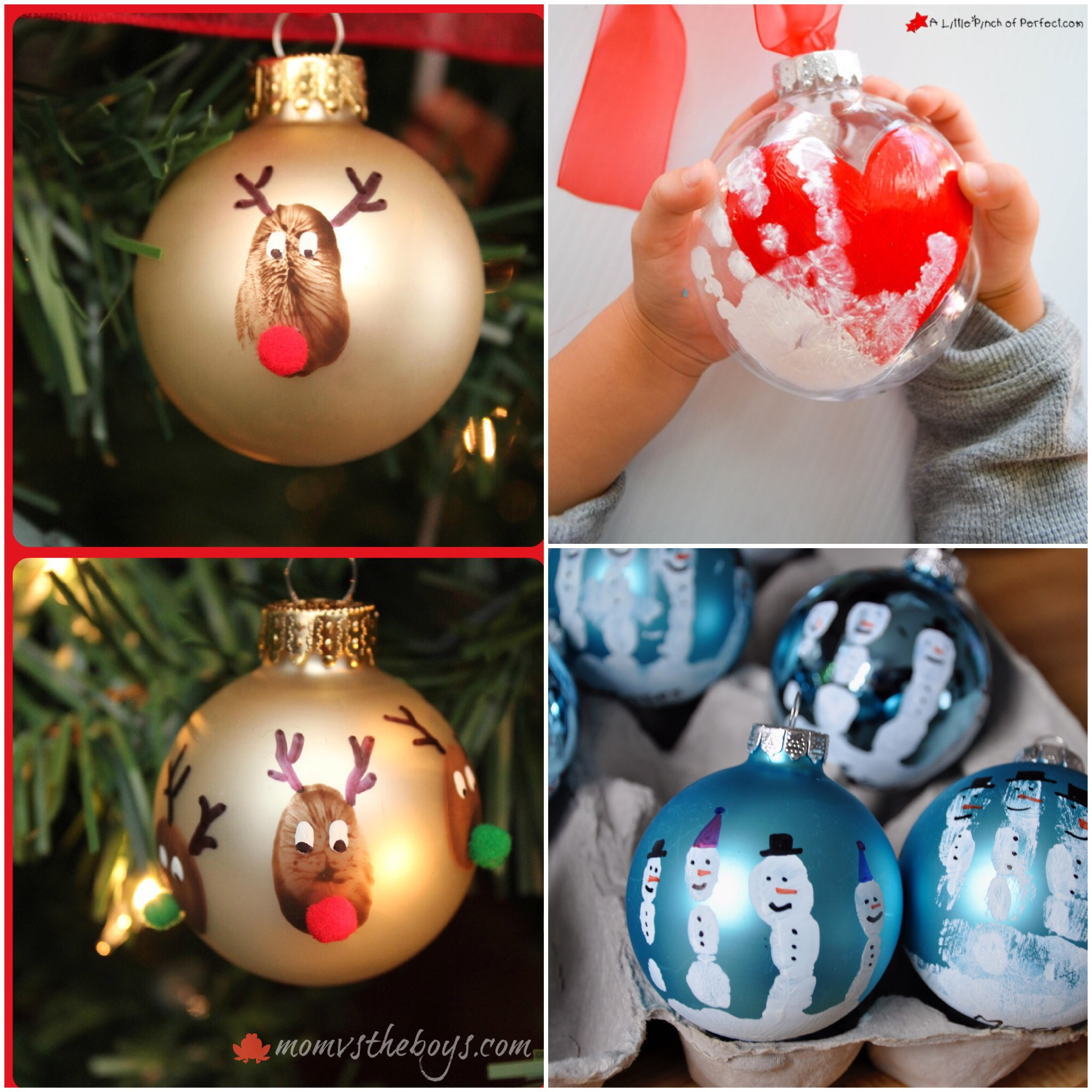 Best Keepsake Christmas Ornaments - Teach Me Mommy