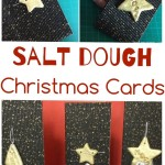 Salt Dough Ornament Christmas Cards