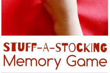 Stuff-a-Stocking Memory Game