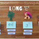 Long e