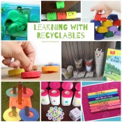 Learning with recyclables