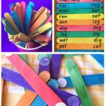 Learning Activities using Craft Sticks