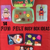 Busy Box Ideas book