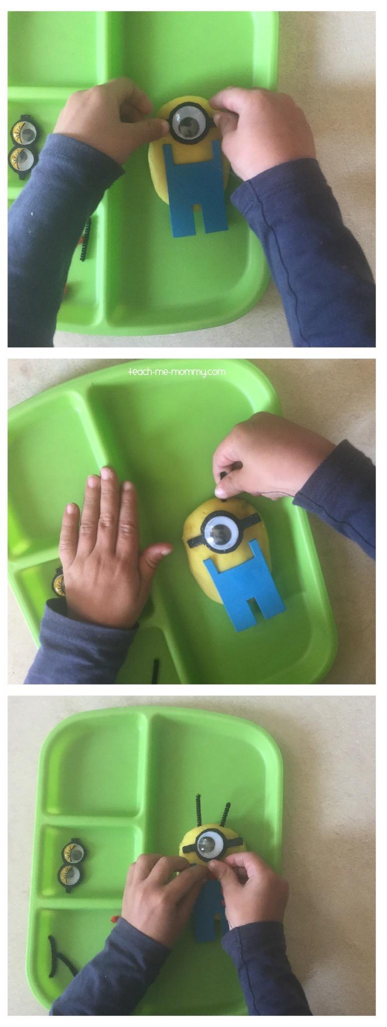 Building a minion