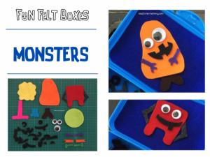 Monsters box