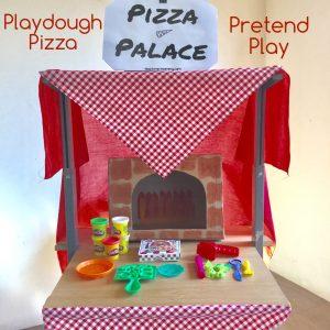 Playdough Pizza