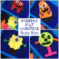 Friendly monsters
