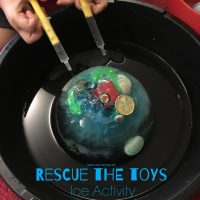 Rescue the toys