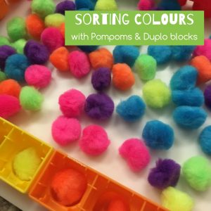 Sorting colours