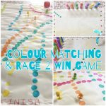 Colour Matching & Race Game