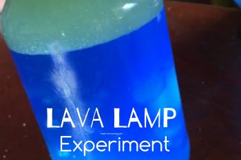 DIY Lava Lamp Experiment
