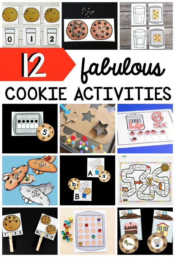 Cookies activities