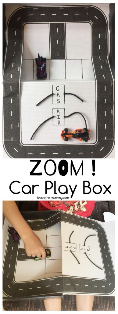 Zoom car box
