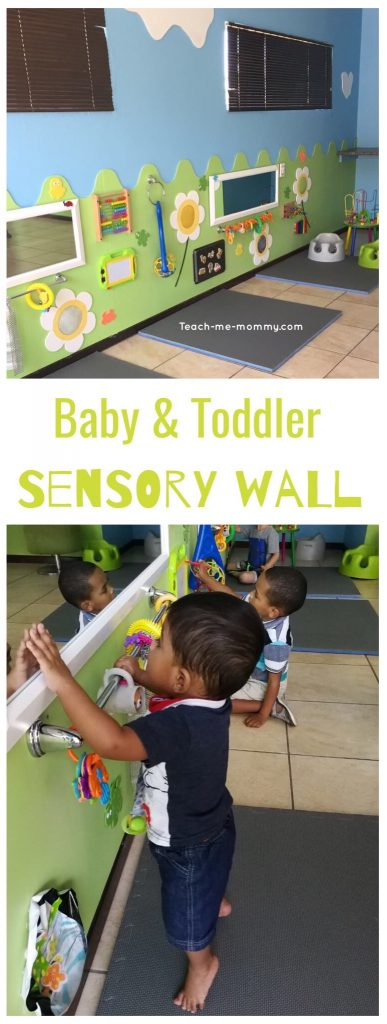 Sensory wall