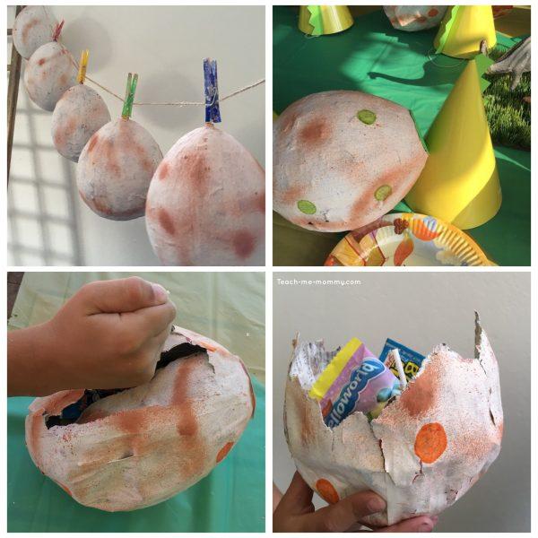 Pinãta eggs