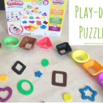 Play-Doh Puzzles