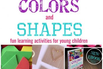 Learning about Colors & Shapes