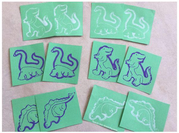 Dino pairs