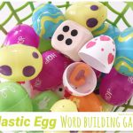 Plastic Eggs Word Game