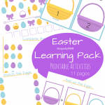 Easte learning pack