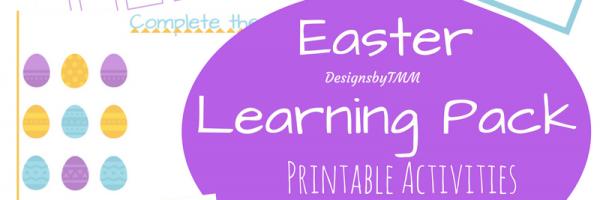 Easte learning pack