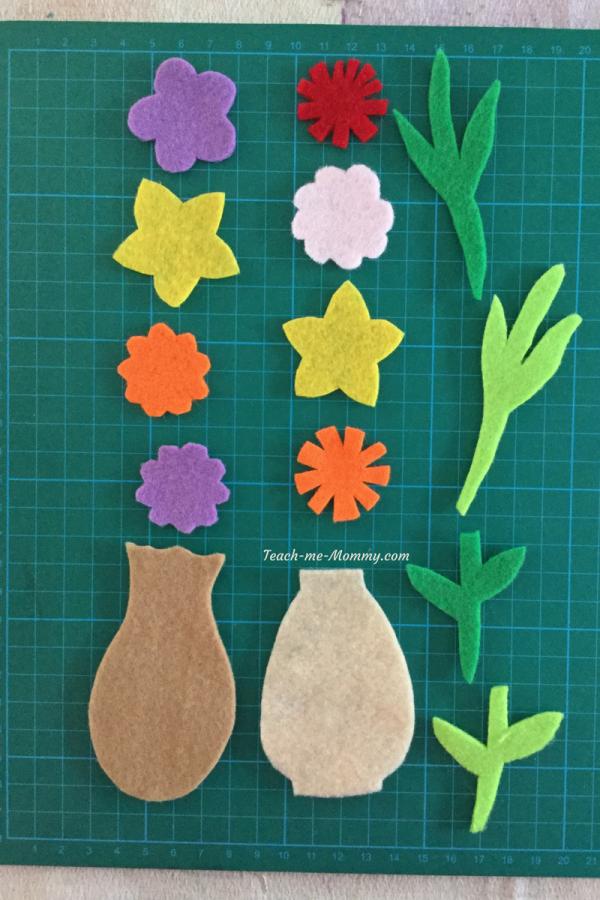 bouquet pieces