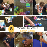 Minute to Win It Easter Games
