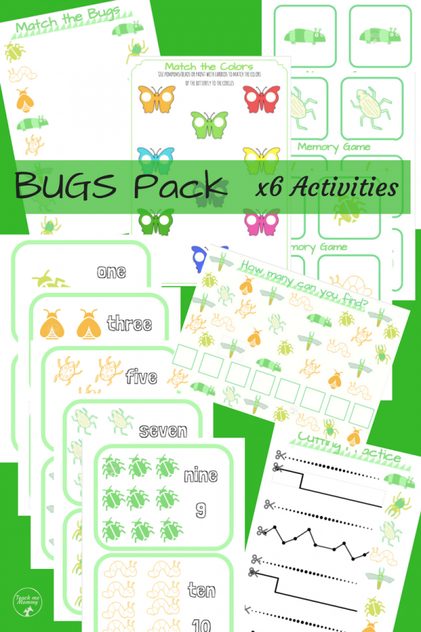 bugs pack