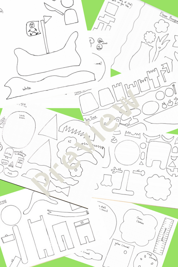 Preview templates