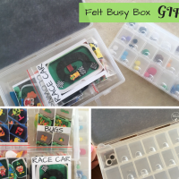 Busy Box Gift fb