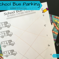 School bus park fb