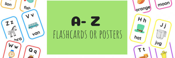 A-Z Flashcards