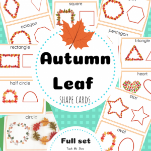 Leaf shapes full Tpt