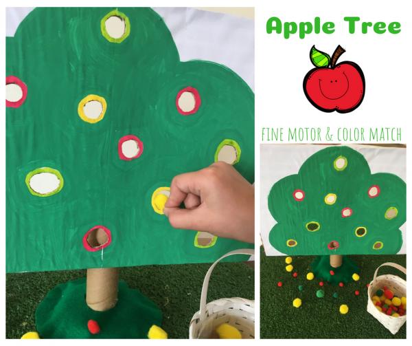 Apple tree fb