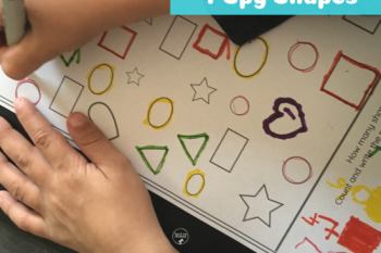 I-Spy Shapes (Shapes Pack)
