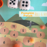 pumpkin patch roll