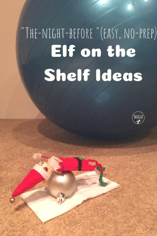 Easy Elf pin