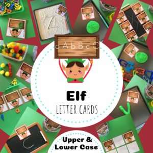 Elf Cards