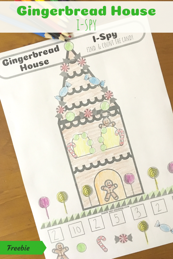 Gingerbread house pin
