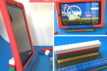 LEGO Tablet Stand