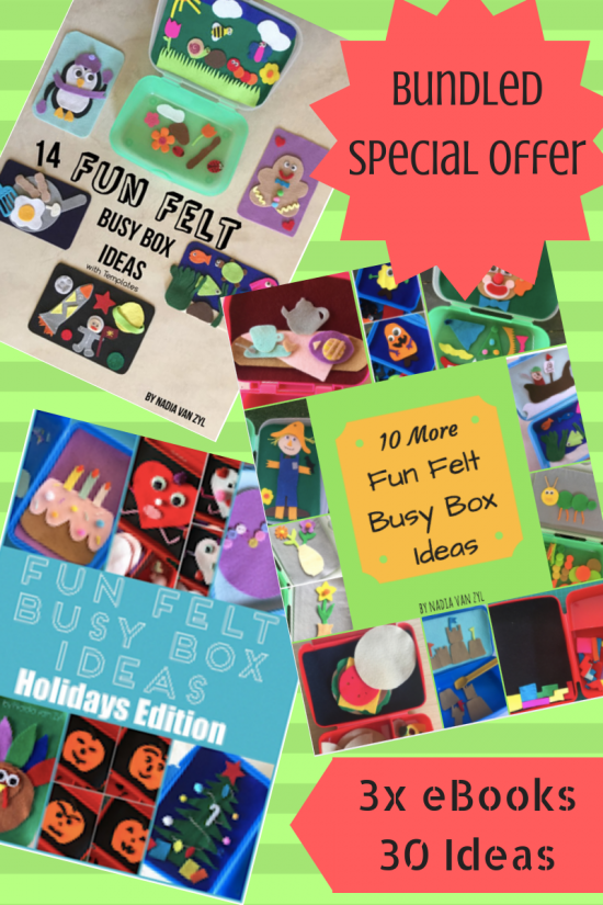 Busy Box Bundle