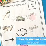 I-spy beginning sounds fb