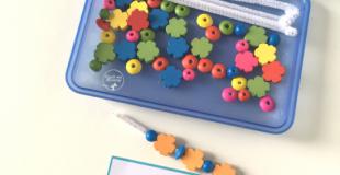 Little Color Patterns Box