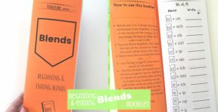 Blends Booklet