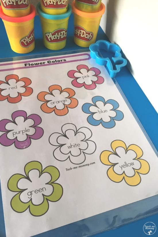 Flower mat1