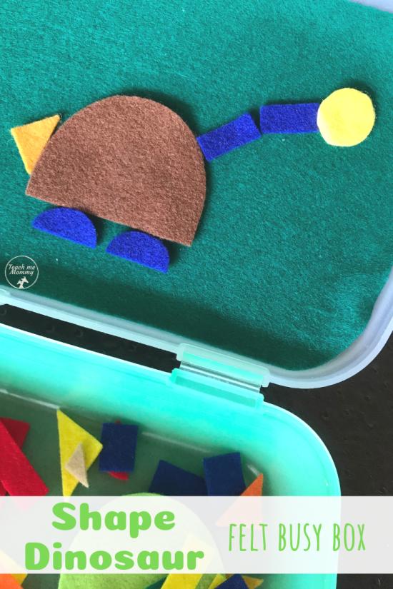 Dinosaur box pin
