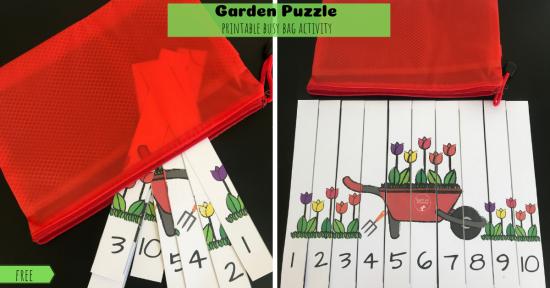 Garden puzzle fb