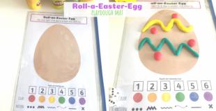 Roll-an-Easter Egg