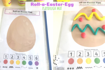 Roll-an-Easter Egg