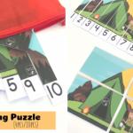 Camping puzzle fb